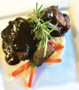 Bordeaux Braised Short Ribs